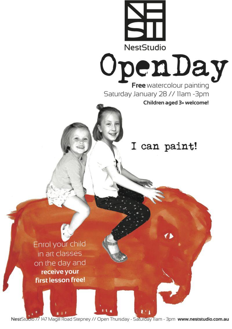 NestStudio OpenDAy