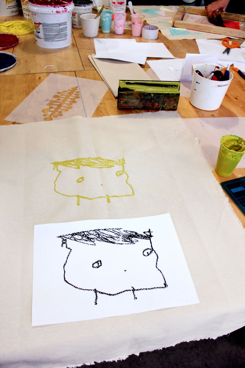Nest Studio Screen Printing ws Aug 13 f