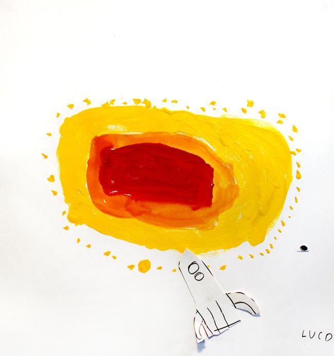 Luca's Sun