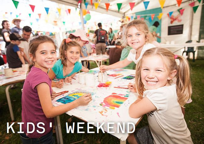 AWW KIDS WEEKEND